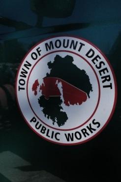 Town of Mount Desert PW Logo
