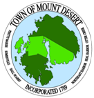 Town of Mount Desert logo