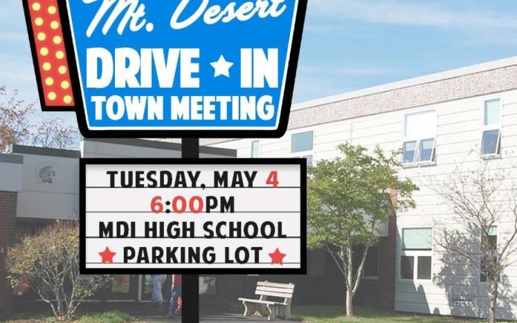 Town Meeting directions